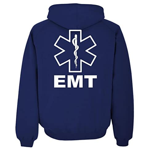 The Goozler v2 EMT - Emergency Medical Technician 911 - Mens Pullover Hoodie d1ccdb4a003