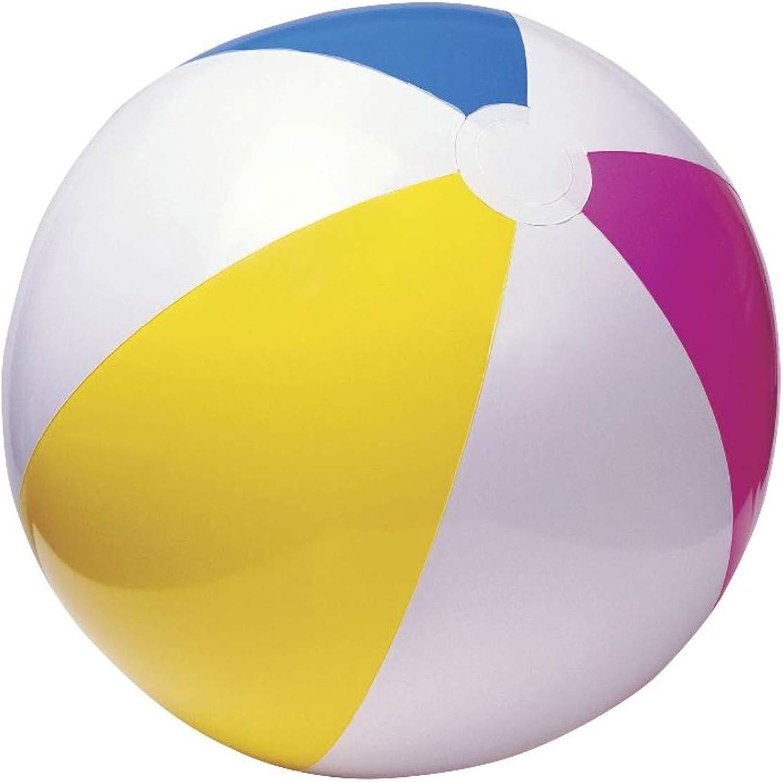 12 Pack Economy 24  Beach Ball (Pack of 12)