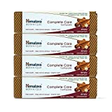 Himalaya Botanique Complete Care Toothpaste, Simply Cinnamon, Plaque Reducer for Brighter Teeth and Fresh Breath, 5.29 oz, 4 Pack