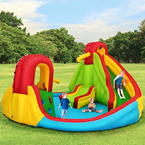 Costzon Mighty Inflatable Bounce House