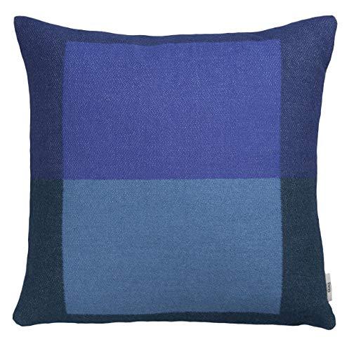 Roros Tweed - Modell Syndin - Kissen/Cushion in verschiedenen Farben 101953-Blau