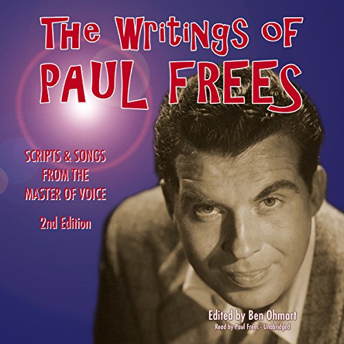 Couverture de The Writings of Paul Frees