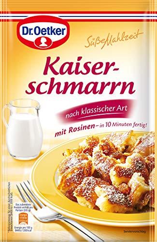 Dr. Oetker Kaiserschmarrn, 7er Pack (7 x 165 g)