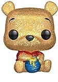 Funko Figurine Disney - Winnie L'Ourson - Winnie Assis Flocked [Importación francesa]