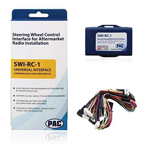 PAC SWI-RC Steering Wheel Control Interface SWI-RC-1.