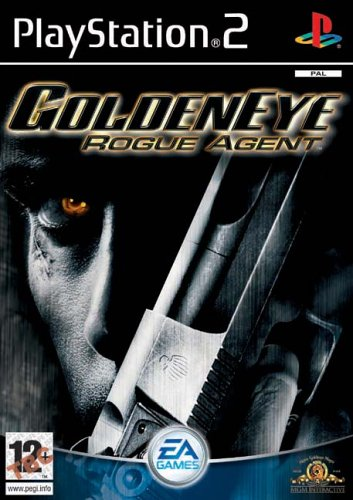 PS2 GOLDENEYE : ROGUE AGENT [REFURBISHED] (EU)