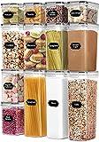 Airtight Food Storage Container Set of 13, BPA Free - Kitchen...