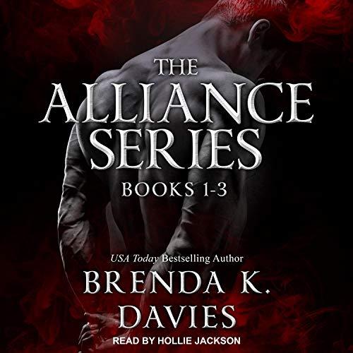 The Alliance Series, Books 1-3 cover art