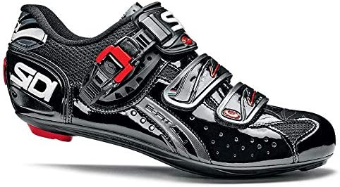 Sidi Genius Fit Carbon Women's Road Cycling Shoes Black