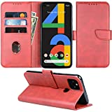 Hjioape for Google Pixel 4a 5G Case Wallet with Card Holder Slots...