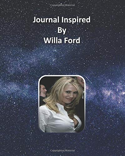 Journal Inspired by Willa Ford