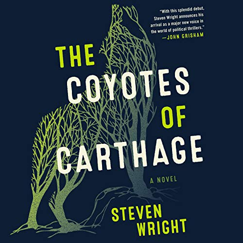 The Coyotes of Carthage audiobook cover art