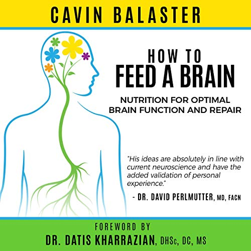 How to Feed a Brain audiobook cover art