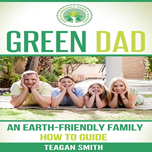 Green Dad audiobook cover art