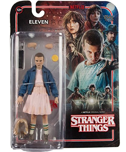 Stranger Things Action Figure Eleven 14 cm McFarlane Toys Figures