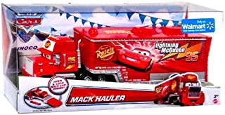 Disney/Pixar Cars, Exclusive Die-Cast Vehicle, Mack Hauler, 1:55 Scale