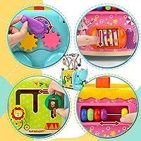 TOP BRIGHT Cubo Multiattività Bambini - Giochi in Legno per Bambini 1 Anno – Cubo Interattivo per Bimbi e Bimbe – Gioco Educativo – Ottima Idea Regalo Bambini #8