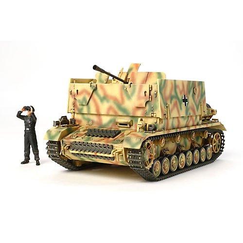 タミヤ 1/48 ミリタリーミニチュアシリーズ No.73 ドイツ陸軍 IV号対空自走砲 メーベルワーゲン 3.7cm Flak...