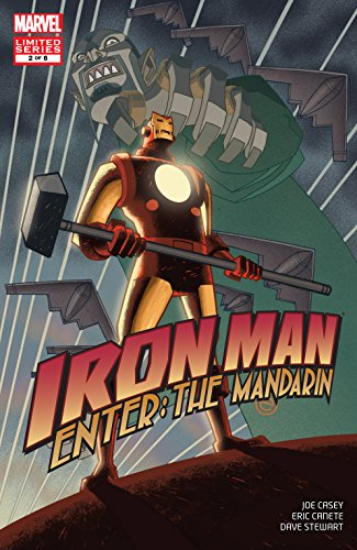 Iron Man: Enter the Mandarin (2007-2008) #2 (of 6) (English Edition)
