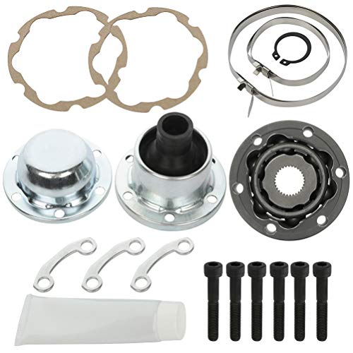 INEEDUP Drive shaft CV Joint Rebuild Kit replacement for Front 2007 2011 for Jeep for Dodge Liberty Nitro 3.7L 4.0L