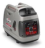 Briggs & Stratton P2200 PowerSmart Series Inverter Generator with Quiet Power Technology and Parallel Capability, 2200 Starting Watts 1700 Running Watts