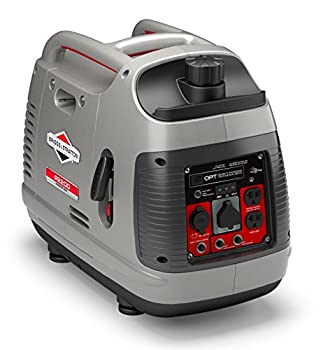 Briggs and Stratton 2.2kw generator perfect for camping