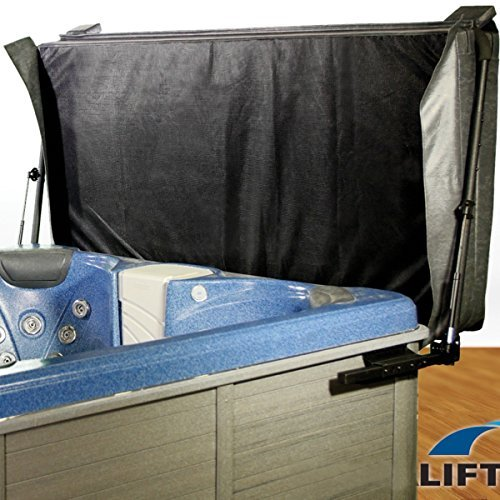 UltraLift Hydraulic & Deck Mount Hot Tub Spa Cover Lift