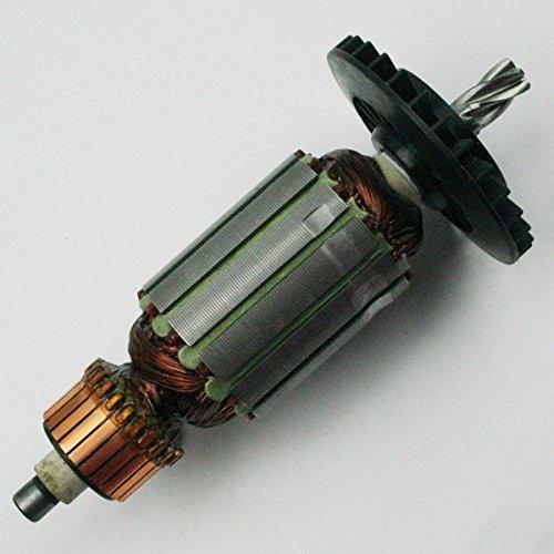 Anker Rotor mit Kollektor und Lüfterrad für Motor Bohrhammer Bohrmaschine von Hilti TE 10 TE10 Ersatzteil