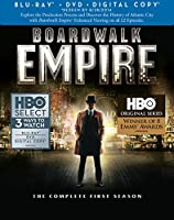 Boardwalk Empire: Complete First Season [Blu-ray] [Import]