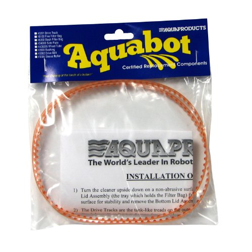 Save %31 Now! Aqua Products A3302PK Pool Cleaner Drive Belt , 2-Pack