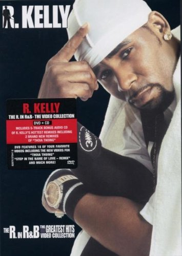 R. Kelly - The R. in R & B: The Greatest Hits Video Collection [2 DVDs]