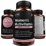 Best Multivitamins For Women - Natural Womens Multivitamin Supplement – 30+ Potent Vitamins Review