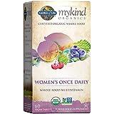 Garden of Life Multivitamin for Women mykind Org