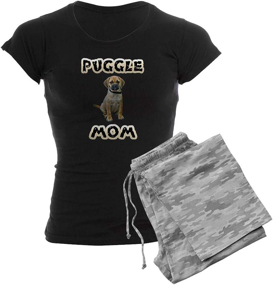 CafePress Puggle Oklahoma City Mall shopping Mom Women's Dark PJs Pajamas