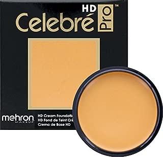 Mehron Makeup Celebre Pro-HD Cream Foundation (.9 ounce) (Eurasia Japonias)