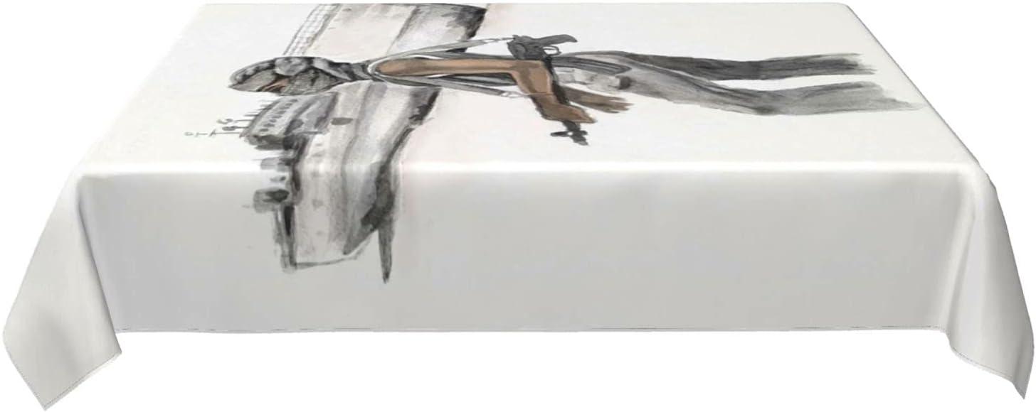 Roechneck Somali Pirate low-pricing Waterproof Design Max 78% OFF Tableclothsï¼ÅÂ