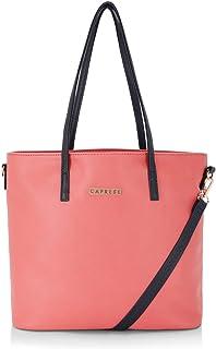 Caprese Pia Women's Tote Bag (Peach)