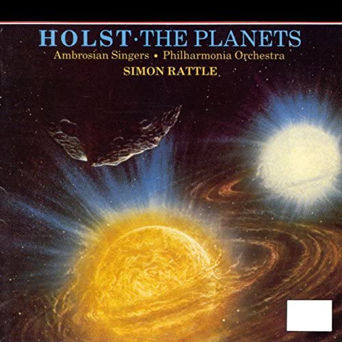 Sir Simon Rattle/Philharmonia Orchestra