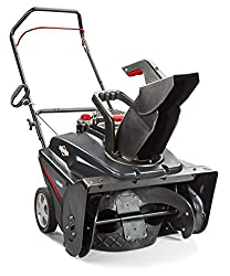 commercial Briggs  Stratton 1022 22 inch single stage snowplow with quick change slide deflector snapper snow throwers