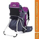 Montis Runner One Kindertragerucksack bis 25kg Gewicht - die Einstiegs Kraxe/Kindertrage für beide...