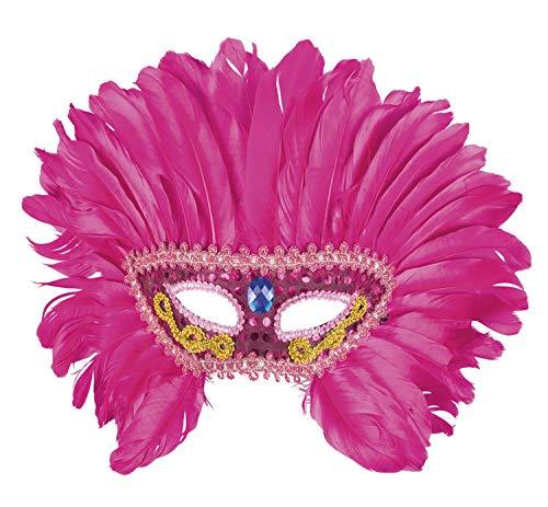 Boland- Maschera, Colore Rosa, BOL00264