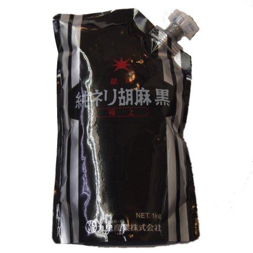 九鬼産業 星印純ネリ胡麻(黒)1kg
