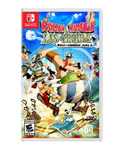 Roman Rumble In Las Vegum: Asterix & Obelix Xxl 2 (NSW) - Nintendo Switch
