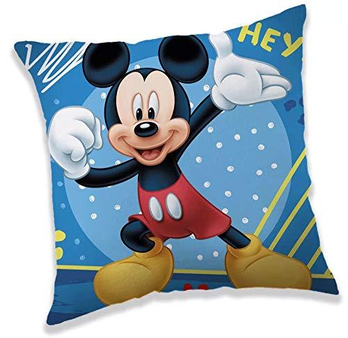 Mickey Mouse  Cojn Cushion Hey  40 x 40 cm