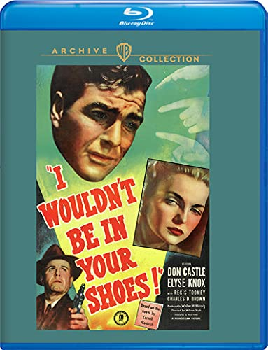 I Wouldn't Be In Your Shoes [Blu-ray]