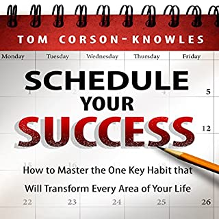 Schedule Your Success cover art