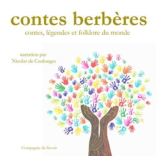 Couverture de Contes berbères