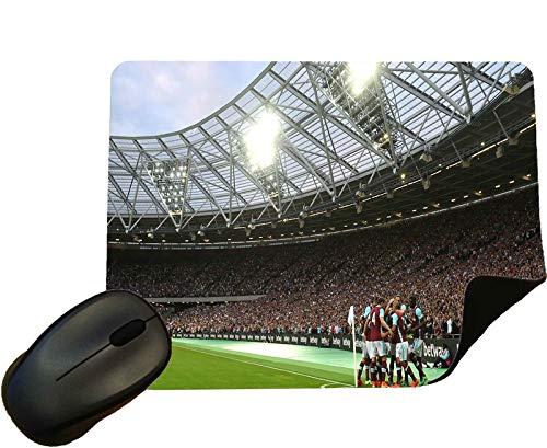 West Ham United Fans - Crowd Mouse Mat/Pad - Door Eclipse Gift Ideas