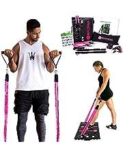 BodyBoss 2.0: Världens 1st Portable Home Gym - Fullt gym med alla tillbehör.