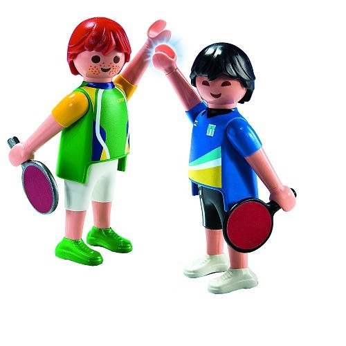 todofácil tiendas PLAYMOBIL 5197 PLYMPICS 2 Table Tennis C/10 (3X10?)